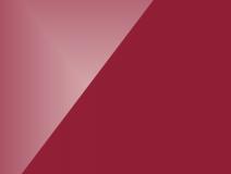 červená lesklá 3362